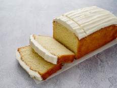 Vanilla Buttercream Pound Cake