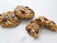 Honey-Sweetened Breakfast Cookies