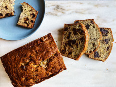 Banana Date Bread with Lime