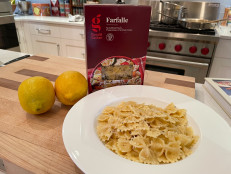 Lemon Pasta (Sponsored)