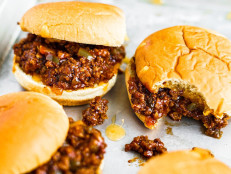 Easy Cheesy Sloppy Joe Sliders