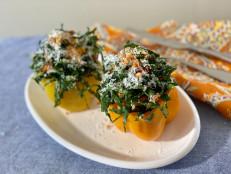Salad-Stuffed Peppers