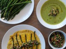 Asparagus 3 Ways