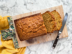 Whole Wheat, Olive Oil and Citrus Loaf Cake