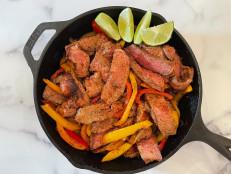 Grilled Steak Fajitas (Sponsored)