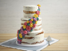 How to Build a Tiered Cake