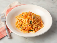 Scott's Scratch-Made Spaghetti with Fresh Tomato Sauce