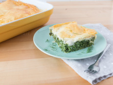 Save-The-Day Spinach Pie