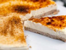 Bruleed Cheesecake