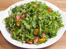 Summer White Bean & Arugula Salad