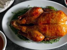 Spiced Glazed Duck