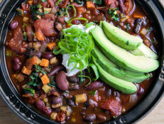 Smoky Veggie Chili