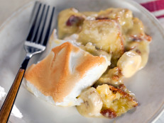 Warm Banana Pudding