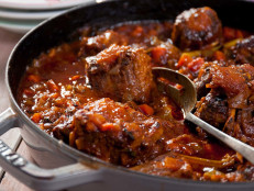 Roman Braised Oxtail