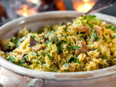 Fragrant Turkey Rice