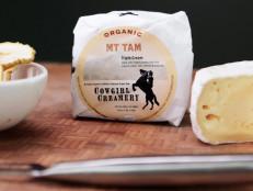 Cowgirl Creamery Mt Tam Brie