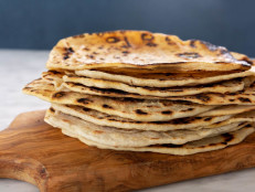 Turkish Flatbread (Yufka)