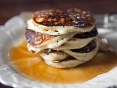 Grandma's Buttermilk Pancakes