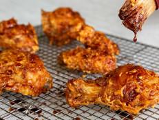 Soy Garlic Fried Chicken