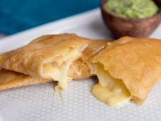 Deep Fried Quesadillas