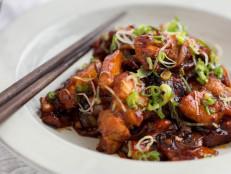 Spicy Pork Belly (Jeyuk Bokkeum)