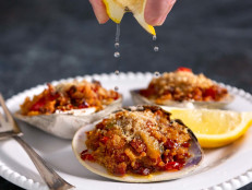"Baked Clam ""Stuffies"""