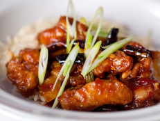 Sweet and Spicy Sichuan Chicken