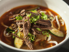 Brisket Noodle Soup with Korean Chili