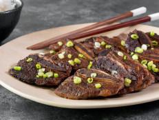 Soy Marinated BBQ Beef Short Ribs (Yangneom Galbi)