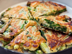 Scallion Pancakes (Pajeon)