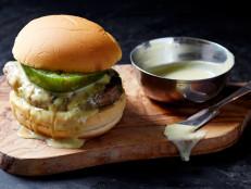 Tuna Burgers with Sesame Aioli