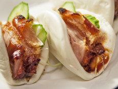 Roasted Pork Belly Buns