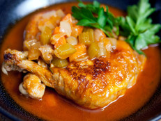 Country Braised Chicken