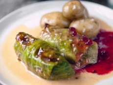 Stuffed Cabbage (Kaldolmar)