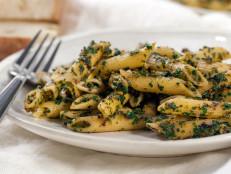 Beet-Green Pesto
