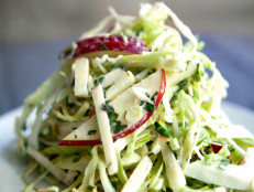 Apple-Cabbage Slaw