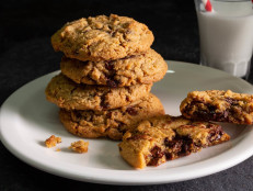 Chocolate Chunk and Chip Cookies
