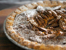 Pecan Pie With Bacon Fat Crust