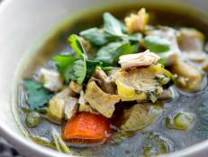 Chicken Soup, Yemenite Style