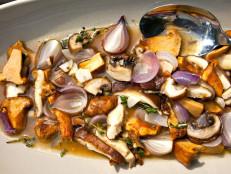 Wild Mushroom Cartoccio