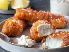 Beer Battered Halibut with Tartar Sauce