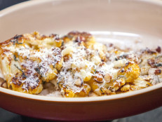 Caramelized Cauliflower with Hazelnuts