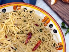 Spaghetti Aglio, Olio e Prezzemolo