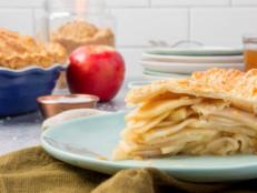 Cider-Caramel Apple Pie