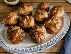 Jumbo Za'atar Babka Muffins