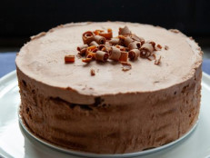 Mocha Chocolate Ice Box Cake
