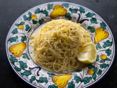 Lemon Capellini