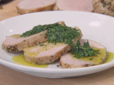 Pork Loin and Gremolata