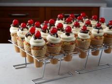 Confetti Ice Cream Sundae Cupcakes
