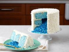 Sex Reveal Cake